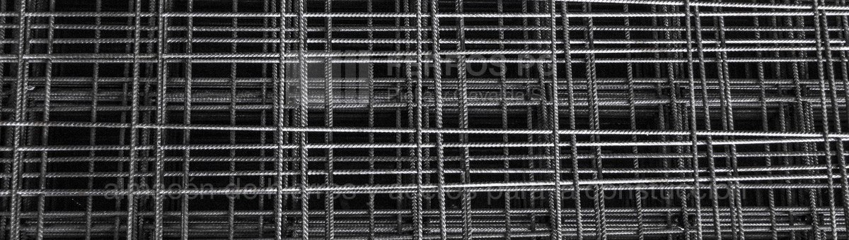 Welded steel mesh on request